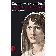 Caroline von Humboldt: Eine Biographie (insel taschenbuch)