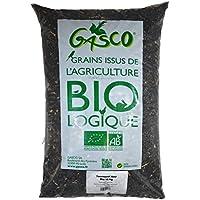 Gasco Tournesol BIO Nourriture pour Élevage Noir 15 kg