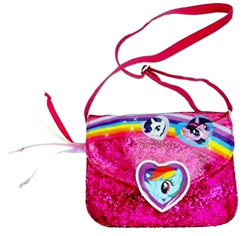 My Little Pony–Super Niedlicher Pinkie Pie mit Reißverschluss Kinder Handtasche/Tasche Geschenk (Little My Pony-geschenk-tasche)