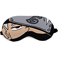 Crazy Corner Kakashi Hatake (Naruto Manga) Printed Eye Mask/Sleep Mask for Relaxing/Medidation/Sleep/Travel For Wife…