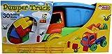 Speelgoed 01321.1 - Dumptruck mit 30 Blocken