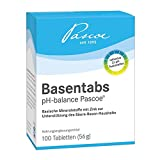 Pascoe Vital Basentabs pH-balance, 100 Tabletten