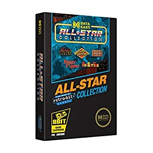 Data East All Star Collection PAL Version NES Cartridge for NES