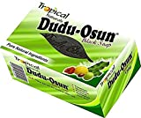 Dudu Osun tropical Jabón Natural Pura, Negro 150 g