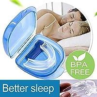 MOGOI Snore Stopper Mundstück, Schnarchen Lösung Anti Schnarchen Geräte schlafen Beihilfen Custom Fit Nacht Mund... preisvergleich bei billige-tabletten.eu