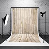 5x7FT Photo Studio Wooden Floor Photography Baby Background