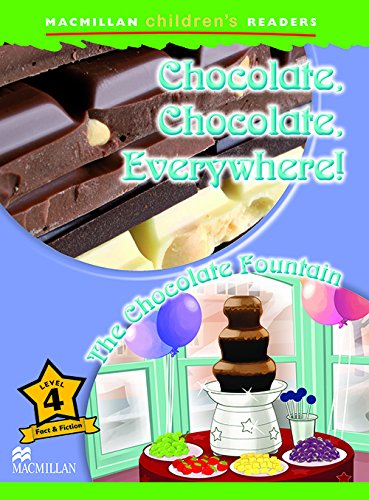 MCHR 4 Chocolate (Macmillan Children's Readers) - 9780230469228