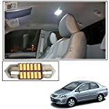Vheelocityin 12 LED Roof Light Car Dome Light Reading Light for Honda City ZX