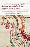 Saga de los groenlandeses/Saga de Eirik el Rojo (Biblioteca Medieval)