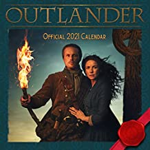 Outlander 2021 Calendar - Official Square Wall Format Calendar