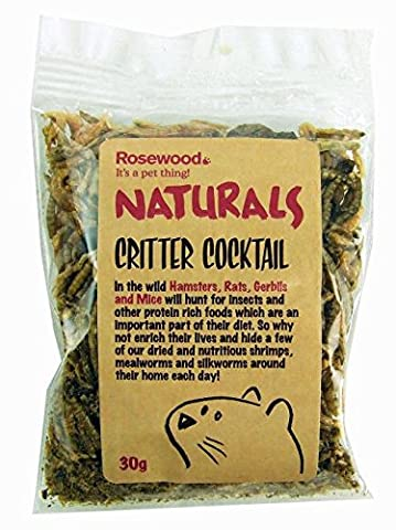 Rosewood Boredom Breakers Critter Cocktail 30g