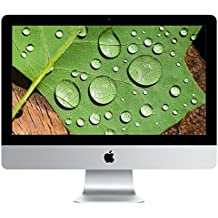 "Apple iMac 3.1GHz 21.5"" 4096 x 2304Pixeles Plata - Ordenador de sobremesa All in One (PC, Intel Core i5-5xxx, 4096 x 2304 Pixeles, 4K Ultra HD, Plata, Mac OS X 10.11 El Capitan) (importado)"