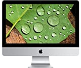 Apple iMac with Retina Display 21.5-inch Desktop (Intel Core i5 3.1 GHz, 8 GB RAM, 1 TB, Intel Iris Pro 6200, OS Sierra) - Silver - 2015