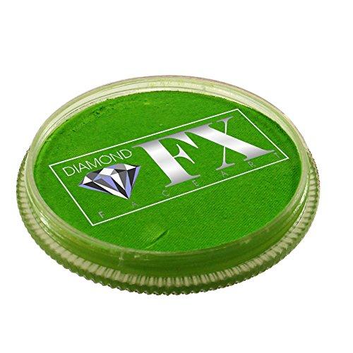 Diamond FX Essential Face paint–Light Green (30gm)