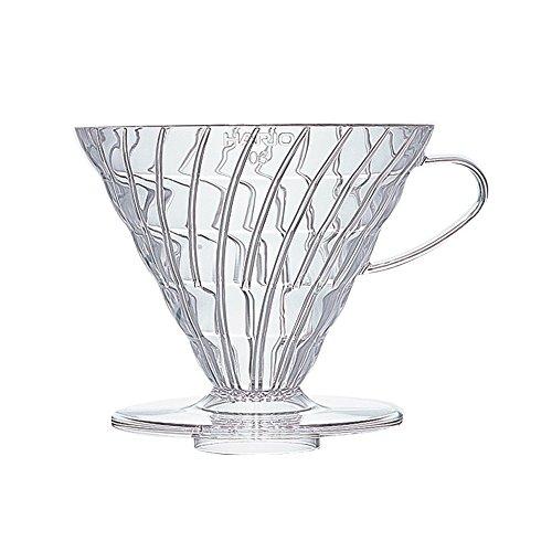 Hario Kaffeefilter, Kunststoff, farblos, Size 03