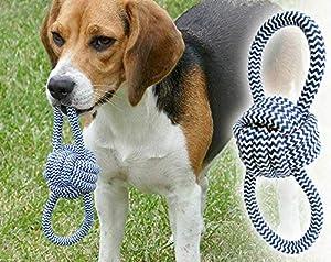 Hallo lieber Hundefreund,  wir von Hundebuddy freuen uns sehr, dass du dich für unseren Wurfball interessierst. Unser Hundeball hat viele tolle Eigenschaften, beispielsweise besteht er zu 100% aus einem nachhaltigen Rohstoff, Baumwolle. Weitere Detai...