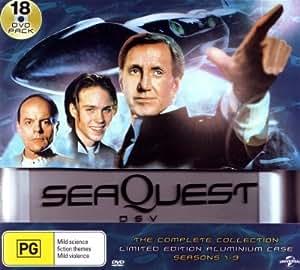 SeaQuest, police des mers / SeaQuest DSV - Complete Collection - 18-DVD Box Set & Limited Edition Aluminum Case ( SeaQuest 2032 ) ( Sea Ques [ Origine Australien, Sans Langue Francaise ]