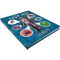 YOUNGE Anatomie del cuerpo humano en inglés, libro de ciencias populares en 3D, libro educativo para niños