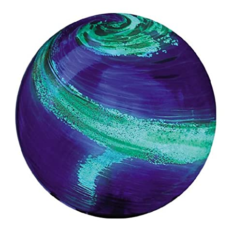Echo Valley 8440 Glow-in-the Dark Illuminarie 4-Inch Gazing Globe, Blue