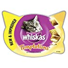 Whiskas Temptations Chicken and Cheese 60 g (Pack of 8)