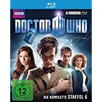 Doctor Who: Die komplette Staffel 6