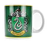 Harry Potter Tasse Slytherin Wappen, aus Keramik 350ml Fassungsvol.