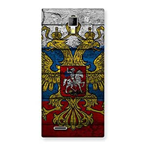 Peacock Multicolor Back Case Cover for Micromax Canvas Xpress A99