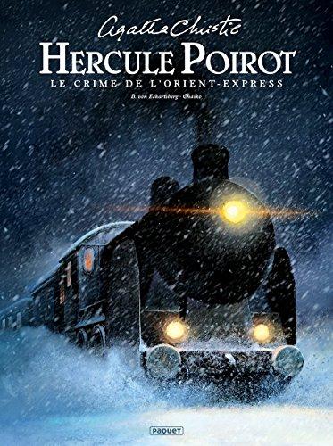 Hercule Poirot n° 1 Le Crime de l'Orient Express
