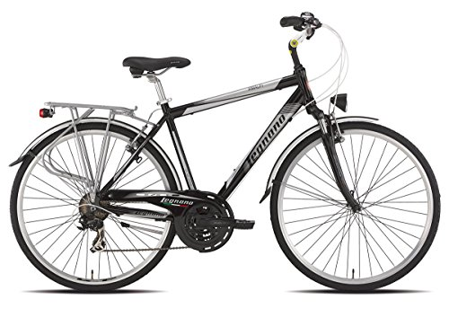 LEGNANO BICICLETA 420 AMALFI GENT 21 V TALLA 48 NEGRO (CITY)/BICYCLE 420 AMALFI GENT 21S SIZE 48 BLACK (CITY)