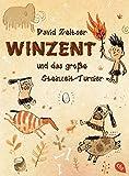 Winzent und das große Steinzeit-Turnier (Die Winzent-Reihe, Band 1) - David Zeltser