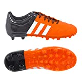 Ace 15.3 FG/AG Kids Leather Football Boots - Size 4