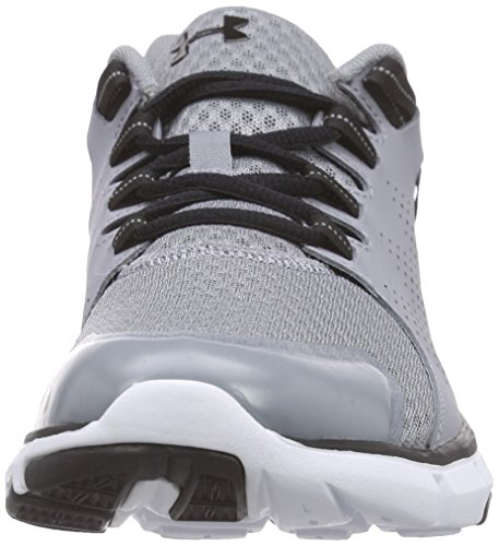 Under Armour Ua Micro G Limitless Tr, Cheville Fitness Homme Gris (Steel)
