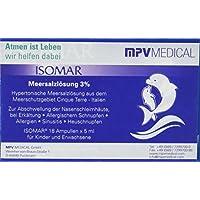 ISOMAR 00001 Meersalzlösung 3% für Inhalation (Packung mit Ampulle), 18x5 ml preisvergleich bei billige-tabletten.eu