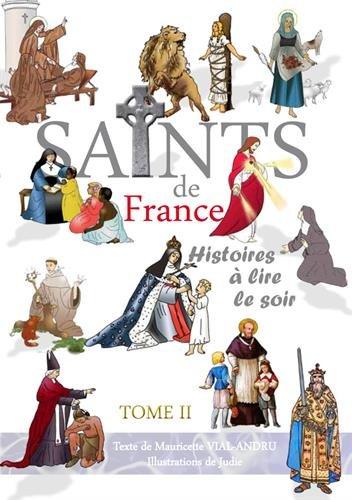Les Saints de France : Tome 2 par Mauricette Vial-Andru