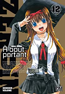 A Bout Portant  Edition simple Tome 12