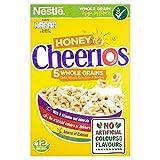 #7: Nestle Honey Cheerios 5 Whole Grain Cereal, 375g