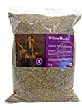 Hilton Herbs gratteron & Calendula Sacchetto Integratore Alimentare Cavalli strozzature e drenaggio linfatico 1kg–Set di 3