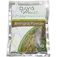 Davis Finest Premium Bhringraj Eclipta alba in polvere–100% puro e