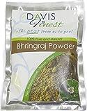 Davis Finest Traitement capillaires à base de poudre de Bhringraj 100g