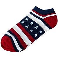 ITISME Socken Unisex-Streifen-Mode-Skateboard-Socken-Bequeme Socken