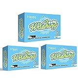 FOKOM 3X 10PCS lingettes nettoyantes sèche Chiffon de Nettoyage Haut de gamme pour Cuisine Salle De Bains Foyer -Blanc