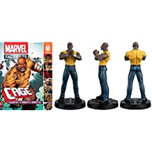 Marvel Fact Files Collection Luke Cage