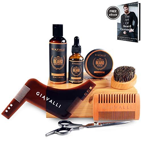 Kit Barba Cuidado Giavalli [NUEVO] - Aceite barba