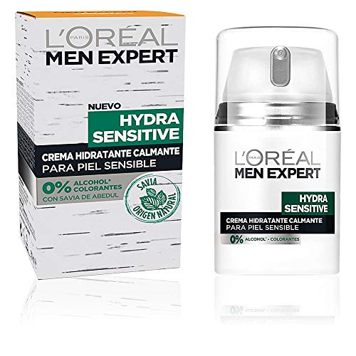 L'Oréal Paris Men Expert Hydra Sensitive Crema día
