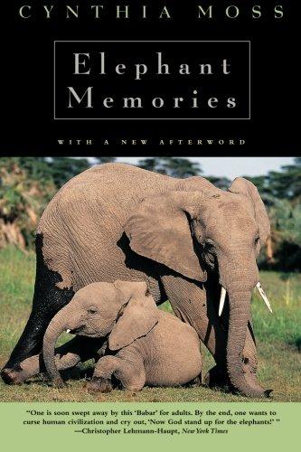 Elephant Memories: Thirteen Years in the Life of an Elephant Family por Cynthia Moss
