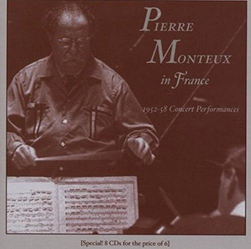 Pierre Monteux in France