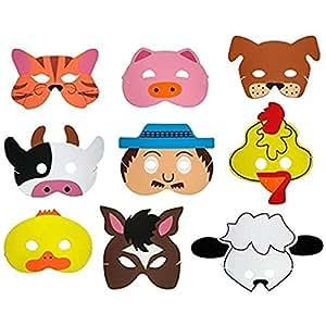 Teaching Resource Sack - Old Macdonalds Farm Song Play Mask Set