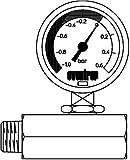Oventrop Unterdruckmanometer mit Anschlussstück R 3/8