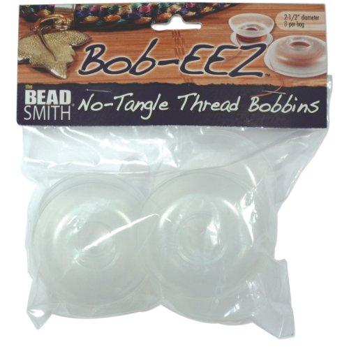 No-Tangle Thread Bobbins 8/Pkg-2.5