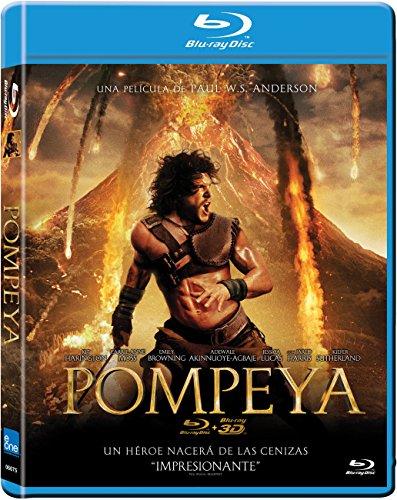 Pompeya (BD 3D + BD) [Blu-ray]